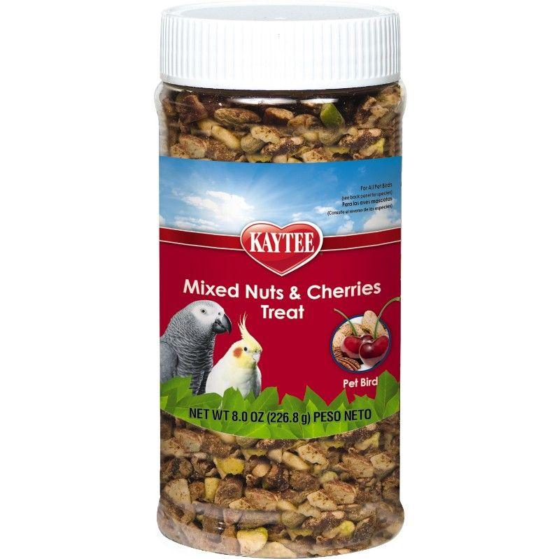 Kaytee Fiesta Mixed Nuts & Cherries - Pet Birds