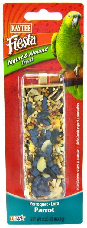 Kaytee Fiesta Yogurt & Almond Treat - Parrot