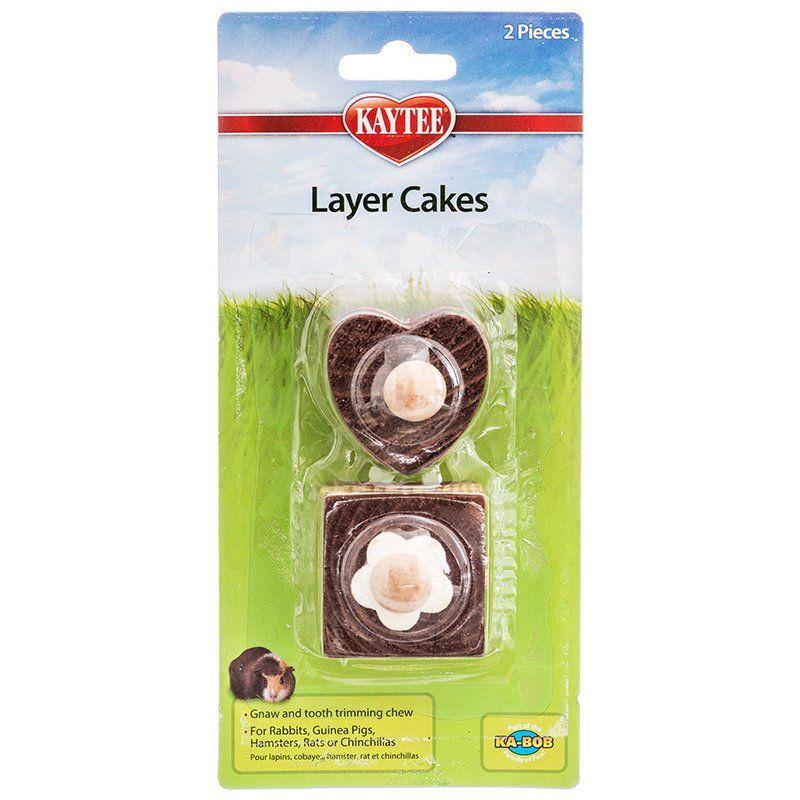 Kaytee Layer Cake Chew Toys
