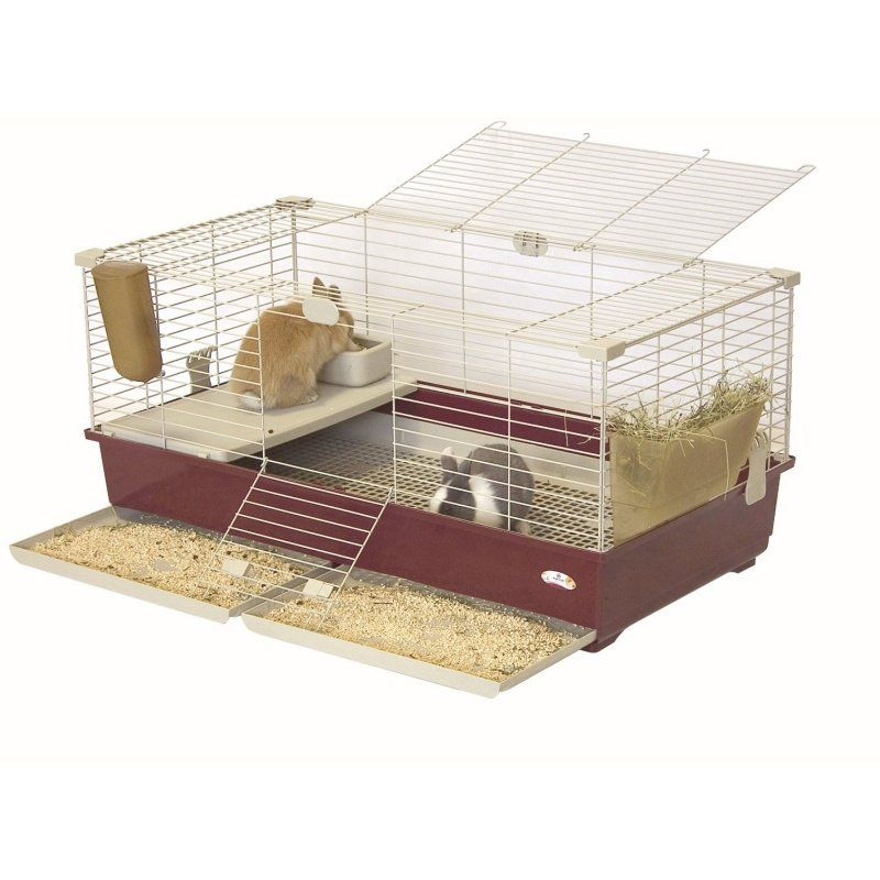 Marchioro Tommy Deluxe Guinea Pig & Rabbit Cage Kit