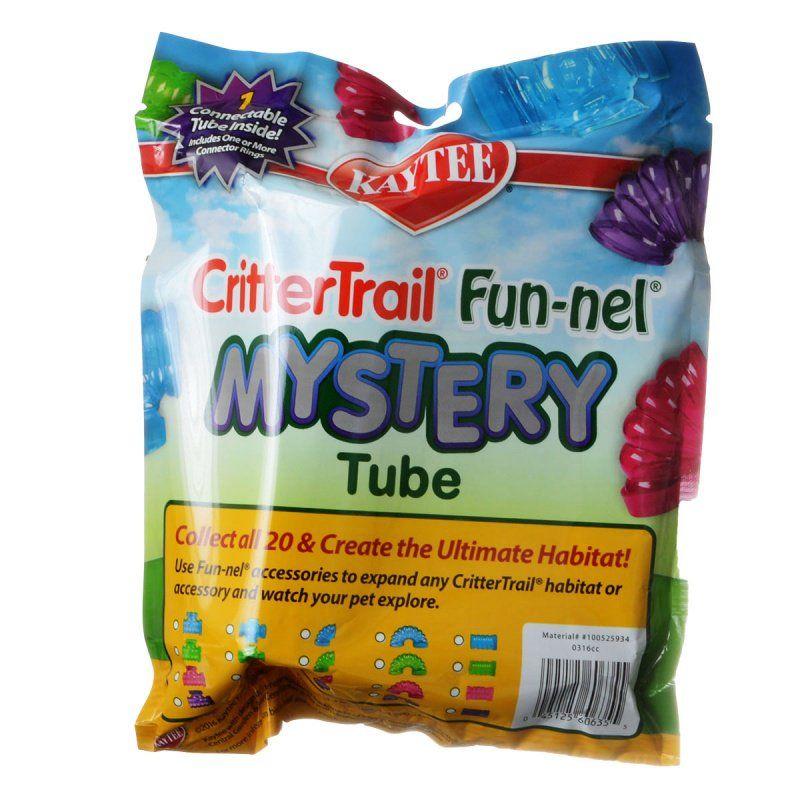 Kaytee CritterTrail Fun-nel Mystery Tube