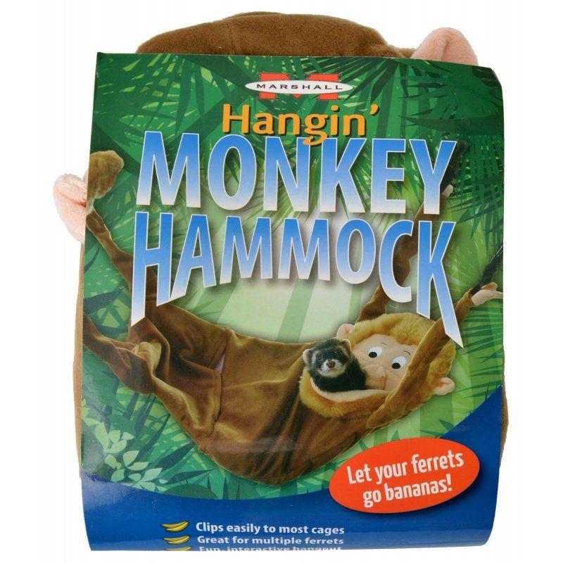 Marshall Hangin Monkey Hammock for Ferrets