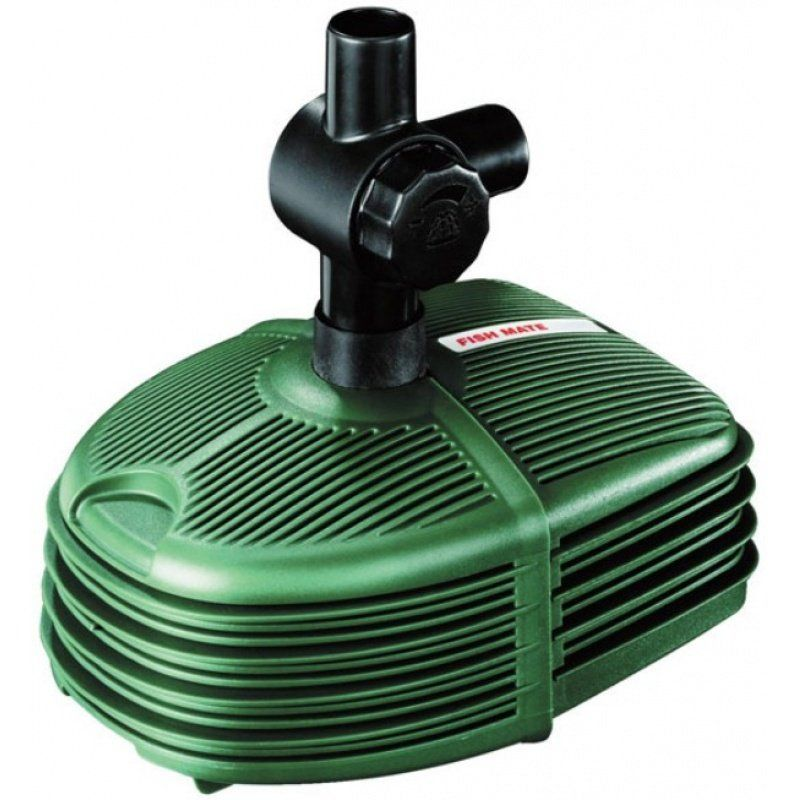 Fish mate fish mate submersible pond pump water pumps for Fish pond pumps