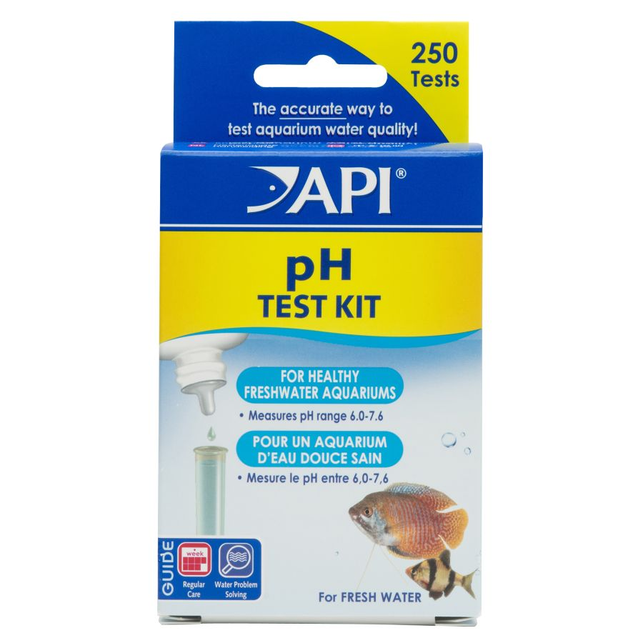 API API Freshwater PH Kit Mini FW & SW Testing & Reagents