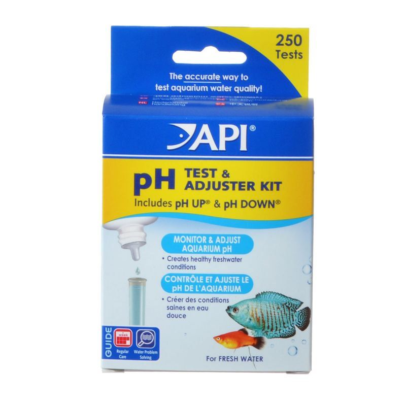 Inline Ph Tester : Api ph test adjuster kit fw sw testing reagents
