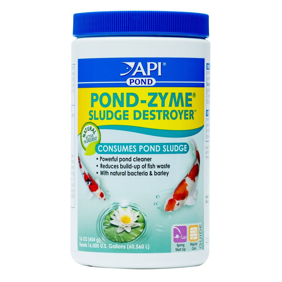 Pond Care Pondcare Pond Zyme With Barley Heavy Duty Pond Cleaner Water Treatments