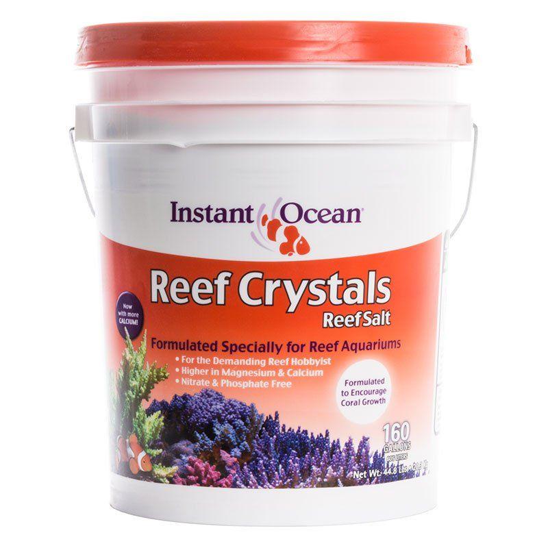 Instant Ocean Protein Skimmer : Instant ocean reef crystals salt