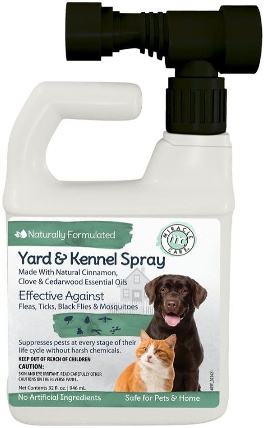Natural Chemistry Natural Chemistry Natural Yard & Kennel ...