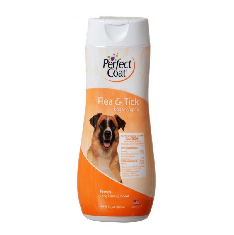 Perfect Coat Perfect Coat Flea Amp Tick Dog Shampoo Flea