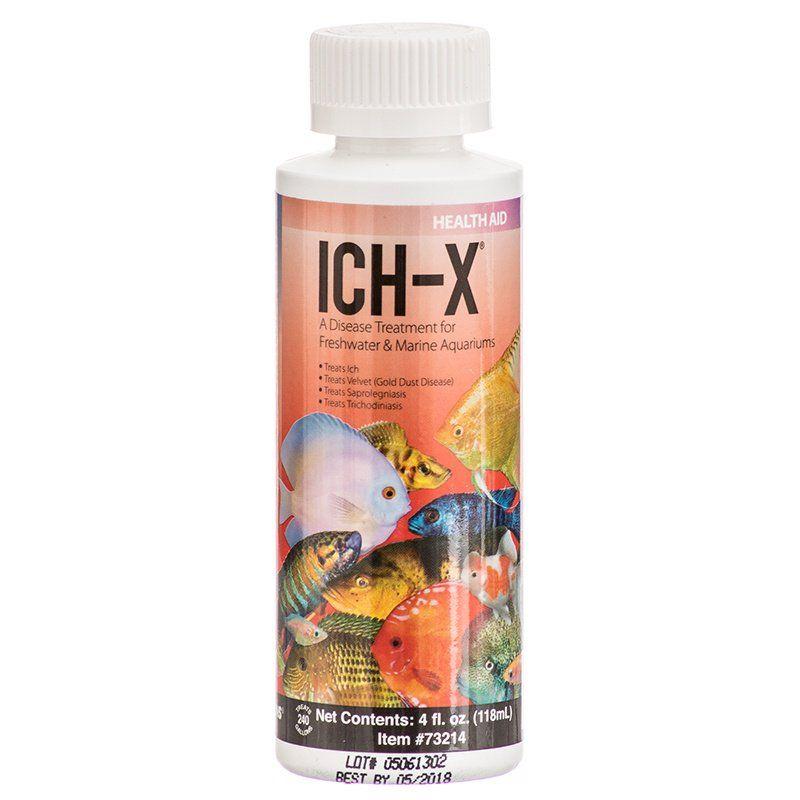 Hikari hikari ich x disease treatment medications fw sw for How do i treat ich in my fish tank