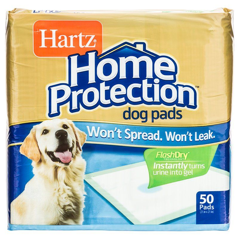 Dog Training Placemat: Hartz Hartz Home Protection Dog Training Pads