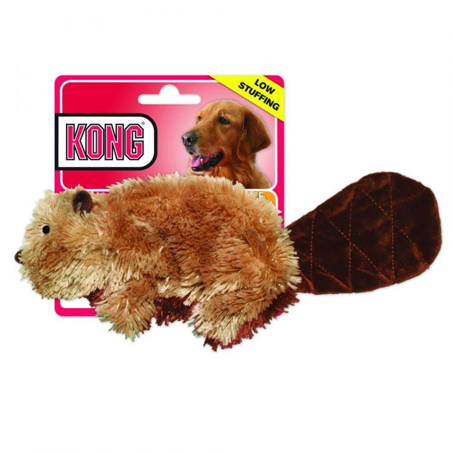 Kong Beaver Dog Toy Small