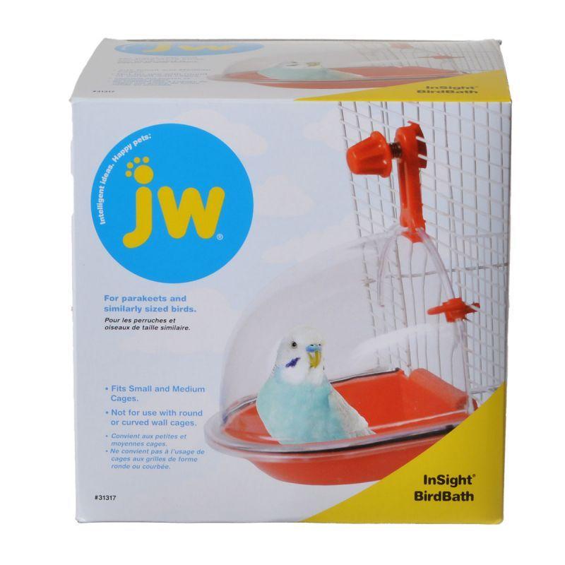 Jw Pet Jw Insight Bird Bath Baths Decorative Amp Other