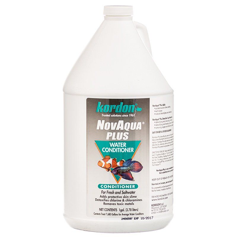 Kordon Kordon NovAqua + Water Conditioner Water Conditioners