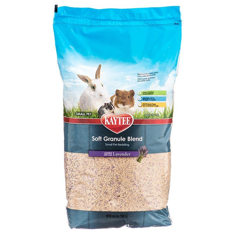 kaytee kaytee soft granule blend small pet bedding