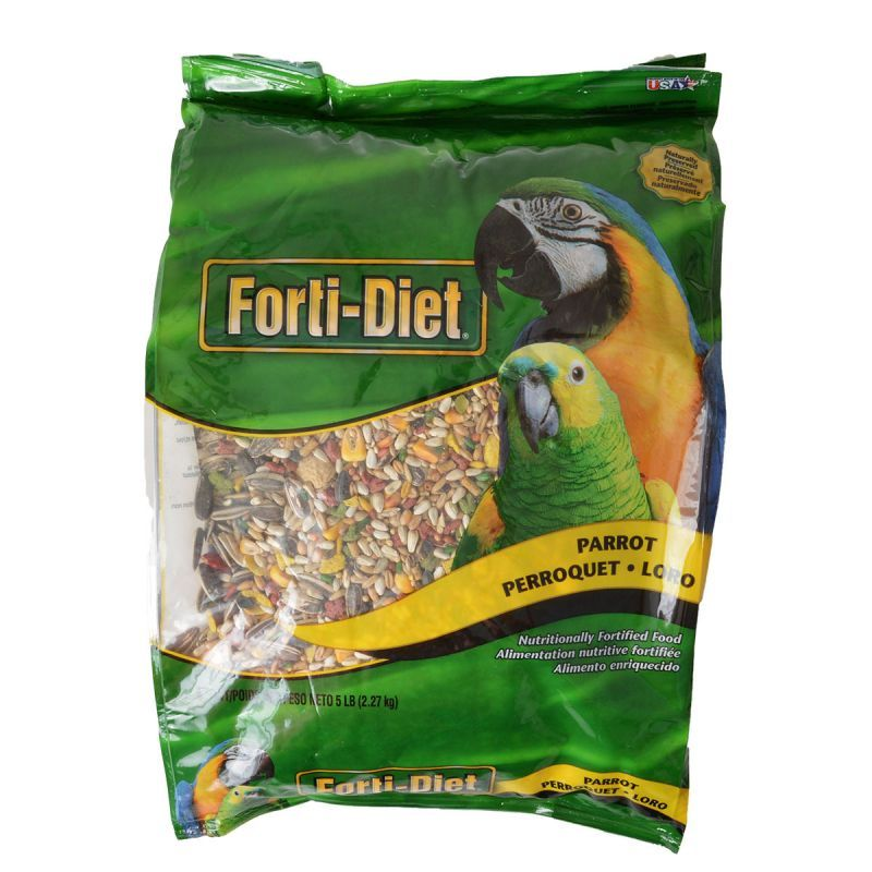 Kaytee Parrot Food Reviews