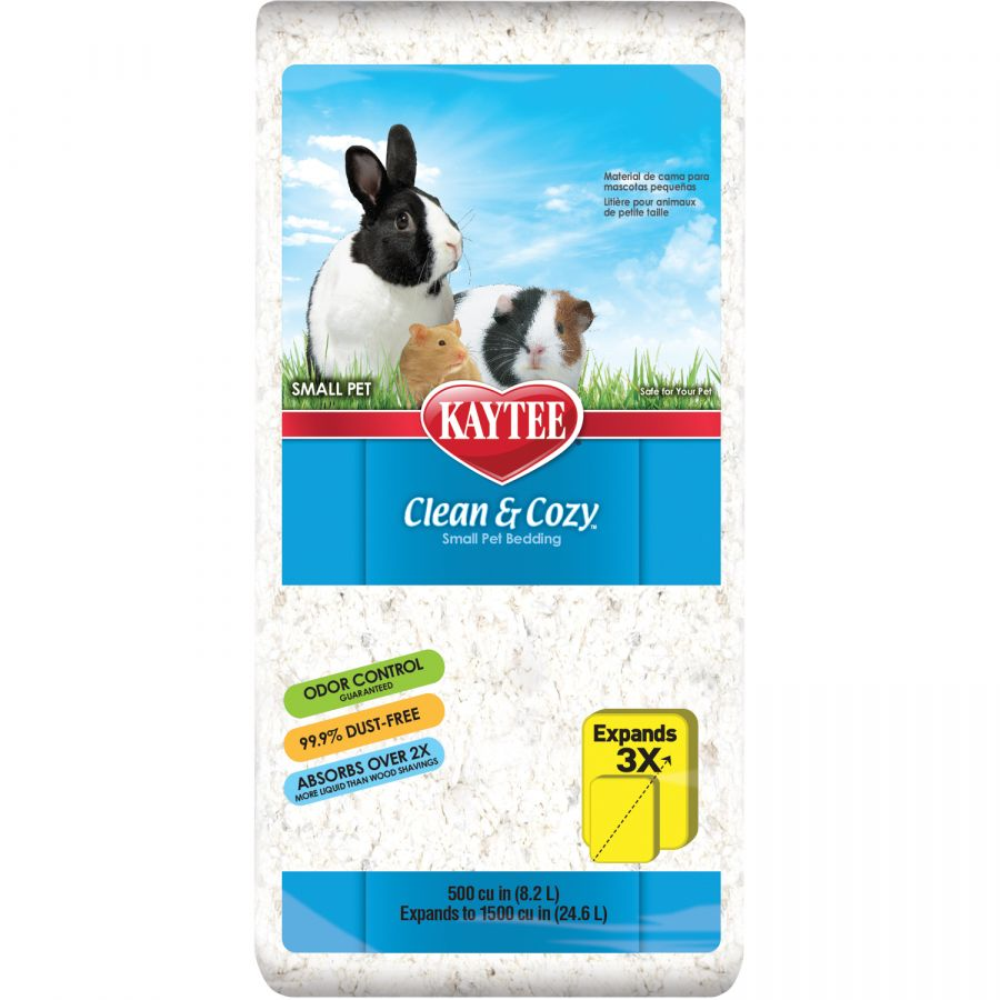 Kaytee Kaytee Clean Cozy Small Pet Bedding Bedding Material