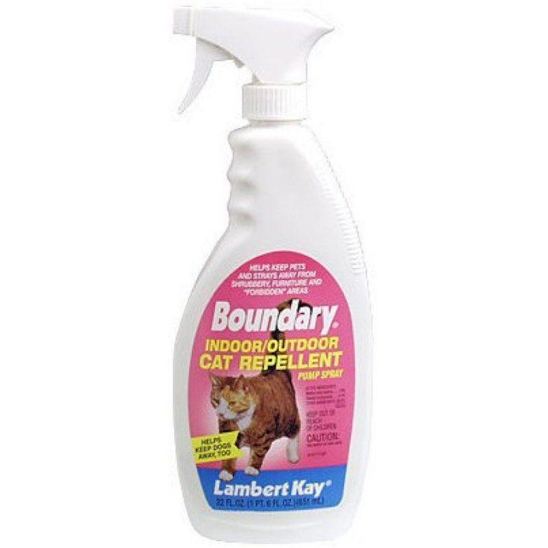 Lambert Kay Boundary Indoor Outdoor Cat Repellant Spray Health Aids
