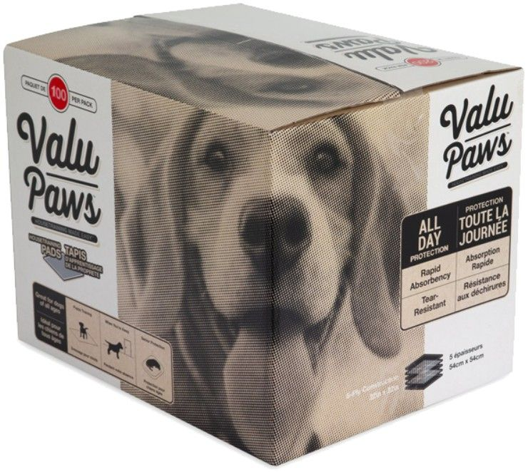 Precision Pet Precision Pet Valupaws Training Pads