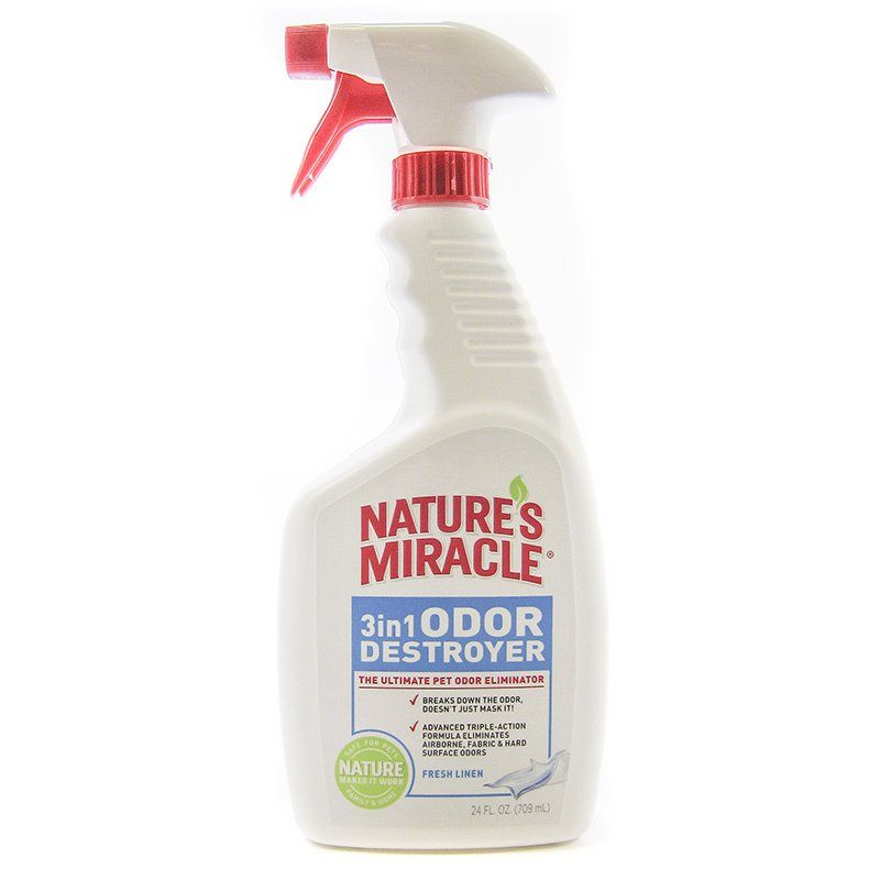 Nature S Miracle Spray Reviews