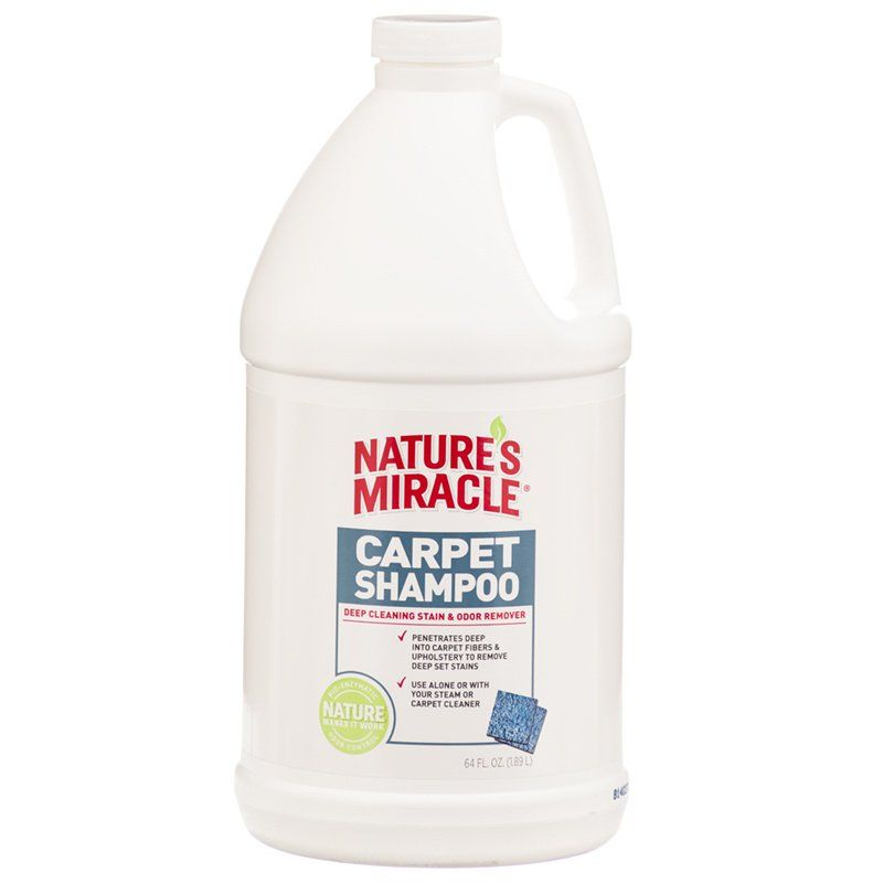 Natures Miracle Nature S Miracle Carpet Shampoo Stain Removers