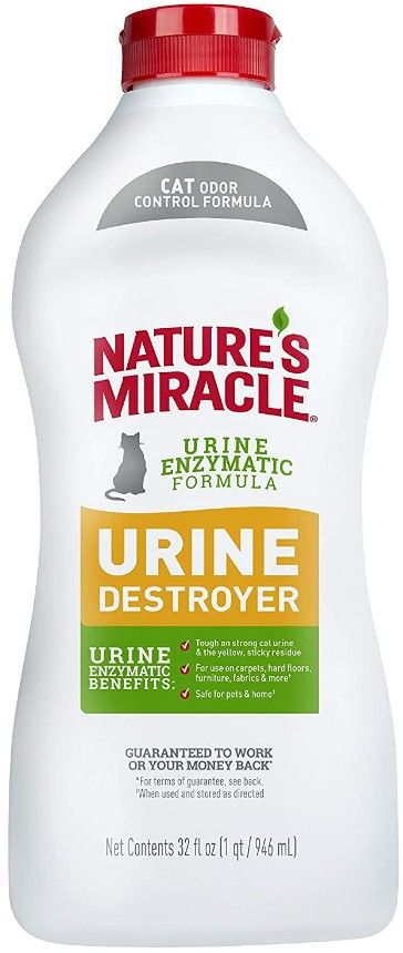 natural repellent for cats peeing
