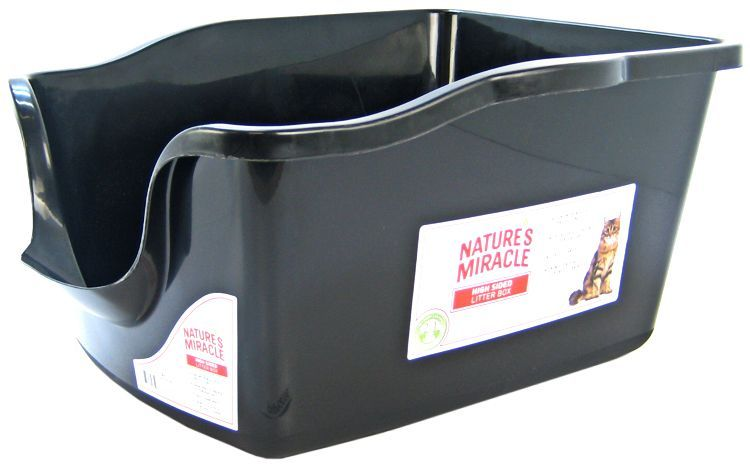 Natures Miracle Nature S Miracle High Side Plastic Litter