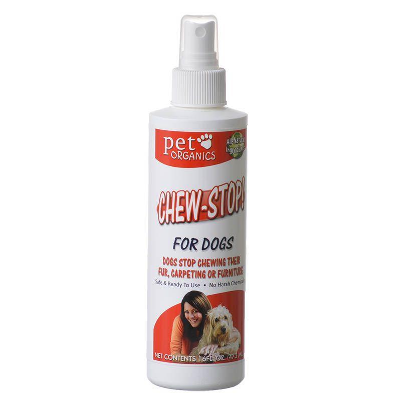 Pet Organics Pet Organics Chew Stop Spray For Dogs
