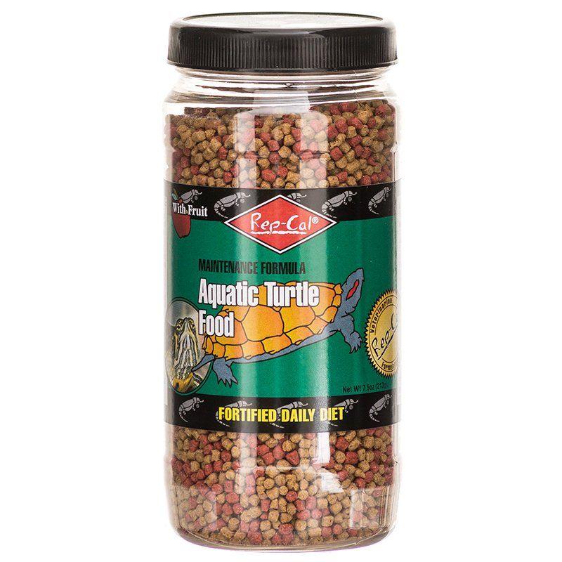 Rep-Cal Rep Cal Aquatic Turtle Food Foods Dry