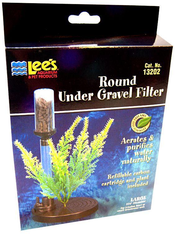 Lees Lees Fishbowl Undergravel Filter Filters Undergravel