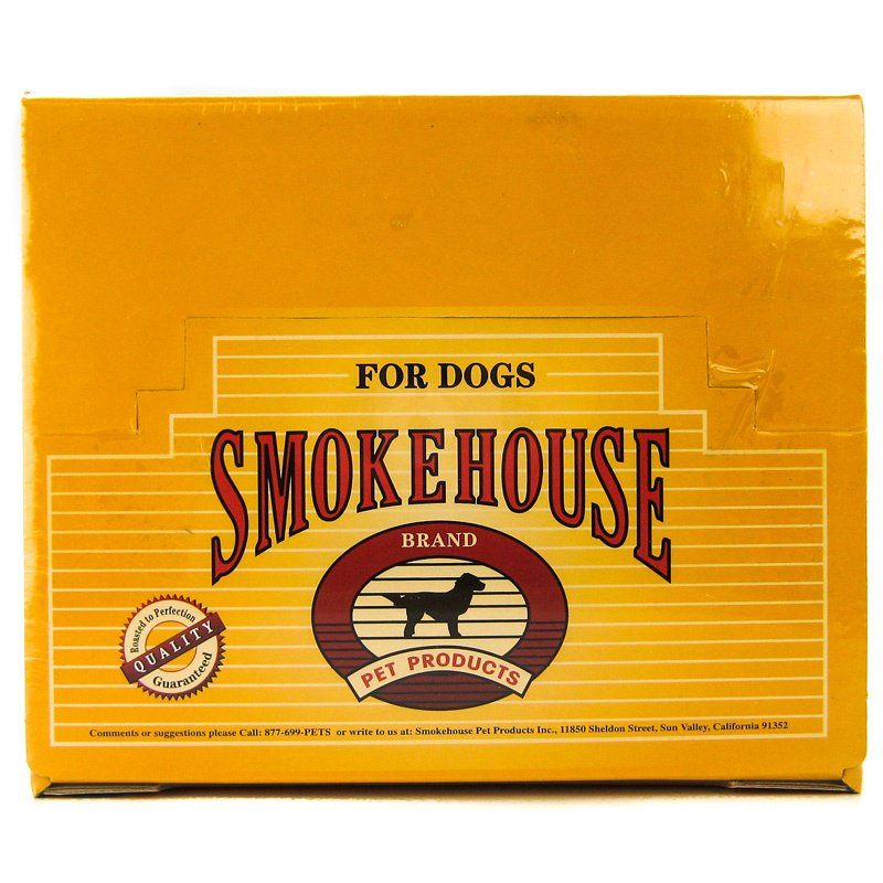 d2b15ee39fc9 Smokehouse Smokehouse Treats Pizzle Stix Dog Chews Made in the USA ...