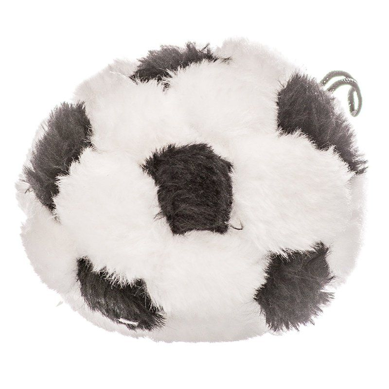 Spot Spot Plush Soccer Ball Dog Toy Toys Sheepskin & Cloth