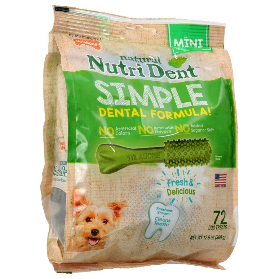 Natural Dental Chews For Dogs
