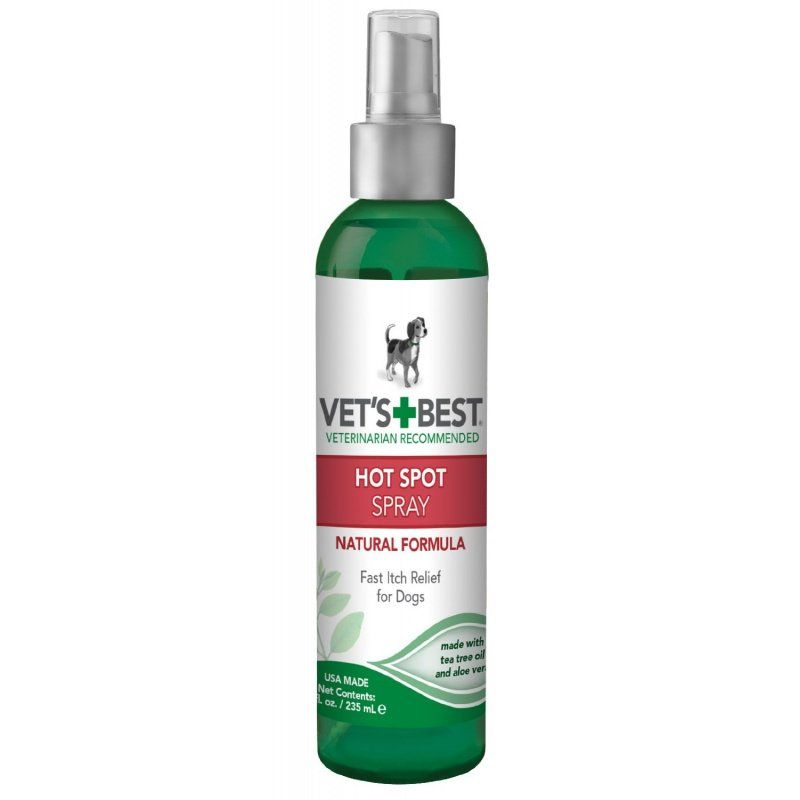 Natural Itch Relief Spray For Dogs