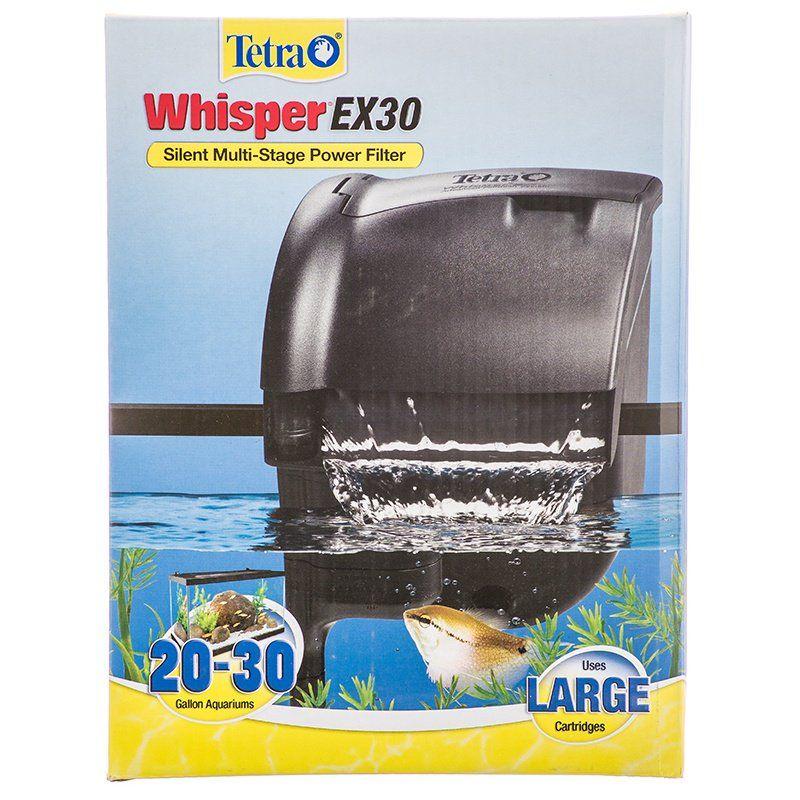 Tetra tetra whisper ex power filters filters power filters for Tetra pond filter setup