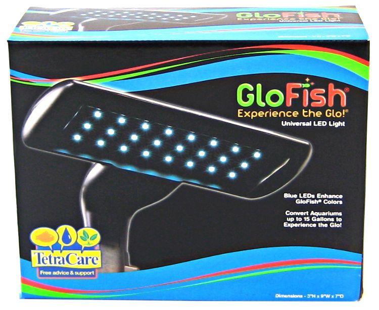 glofish glofish universal led light lighting accessories. Black Bedroom Furniture Sets. Home Design Ideas