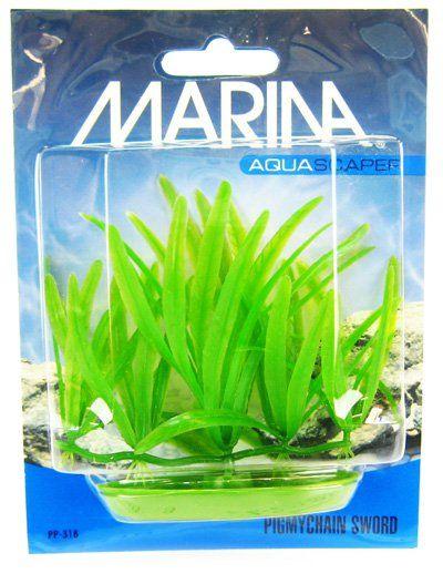 ... Marina Foreground Pigmychain Sword Aquarium Plant Plants Standard