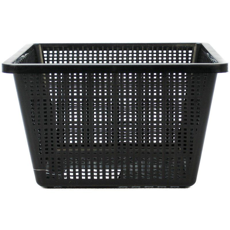 Tetra pond tetra pond planter basket plant baskets for Pond filter basket