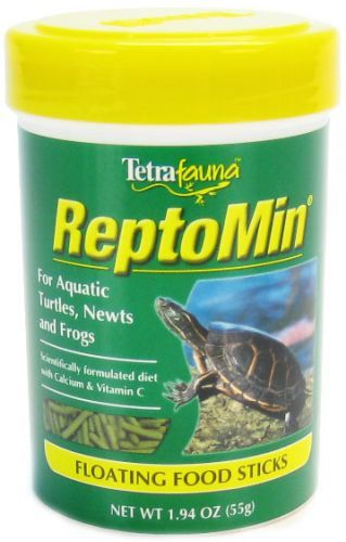 Tetrafauna tetrafauna reptomin floating food sticks foods dry for Fish antibiotics walmart