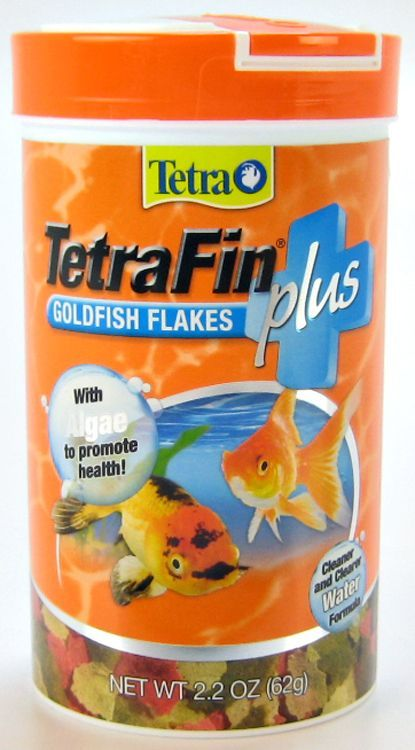 TetraFin Plus Goldfish Flakes Fish Food