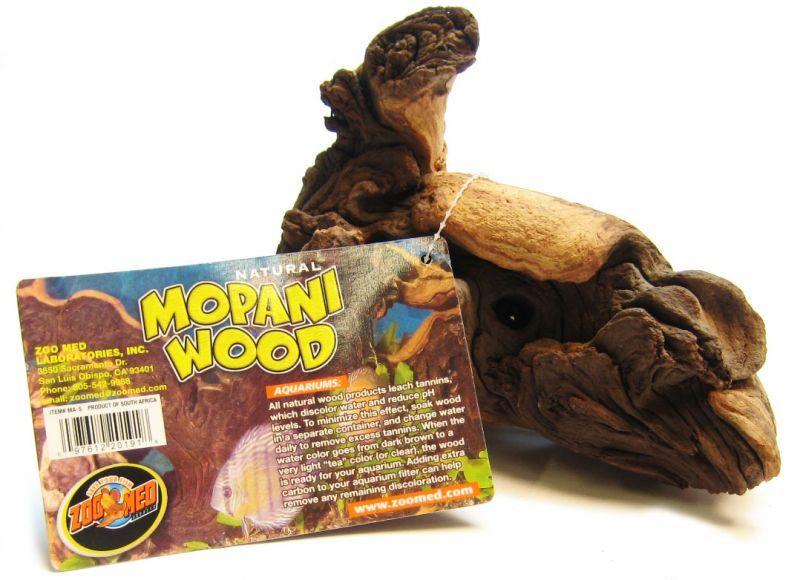Zoo Med Zoo Med Aquatic Mopani Wood Ornaments