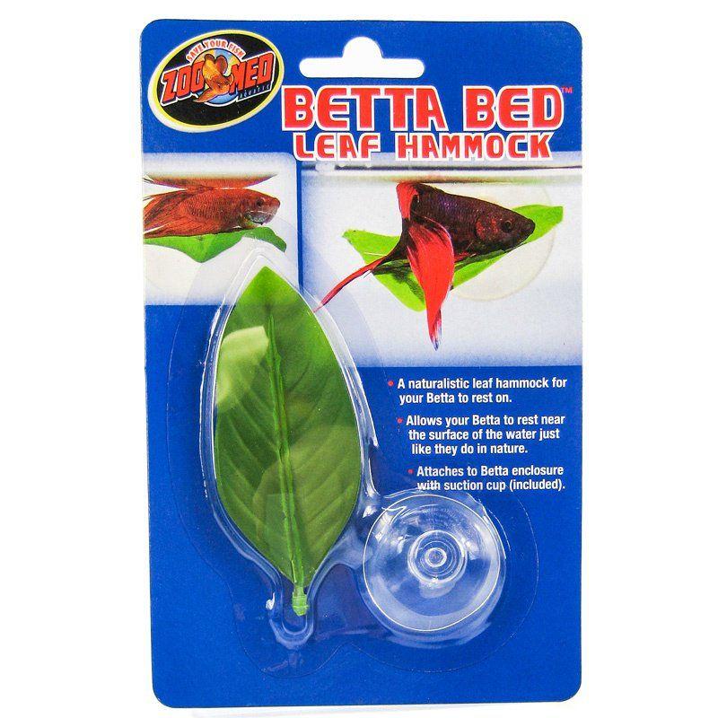 betta hammock bed zoo med zoo med aquatic betta bed leaf hammock ornaments  rh   leemarpet