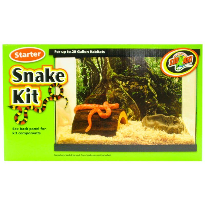 Zoo Med Zoo Med Snake Starter Kit Starter Kits