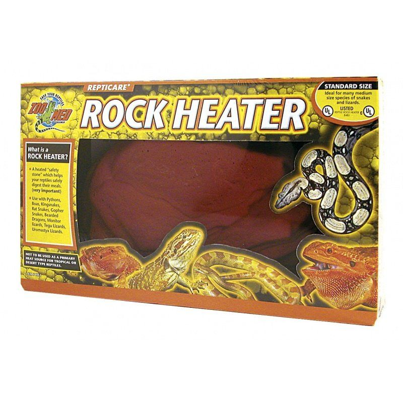 Zoo Med Zoo Med Repticare Rock Heater Heating Rocks