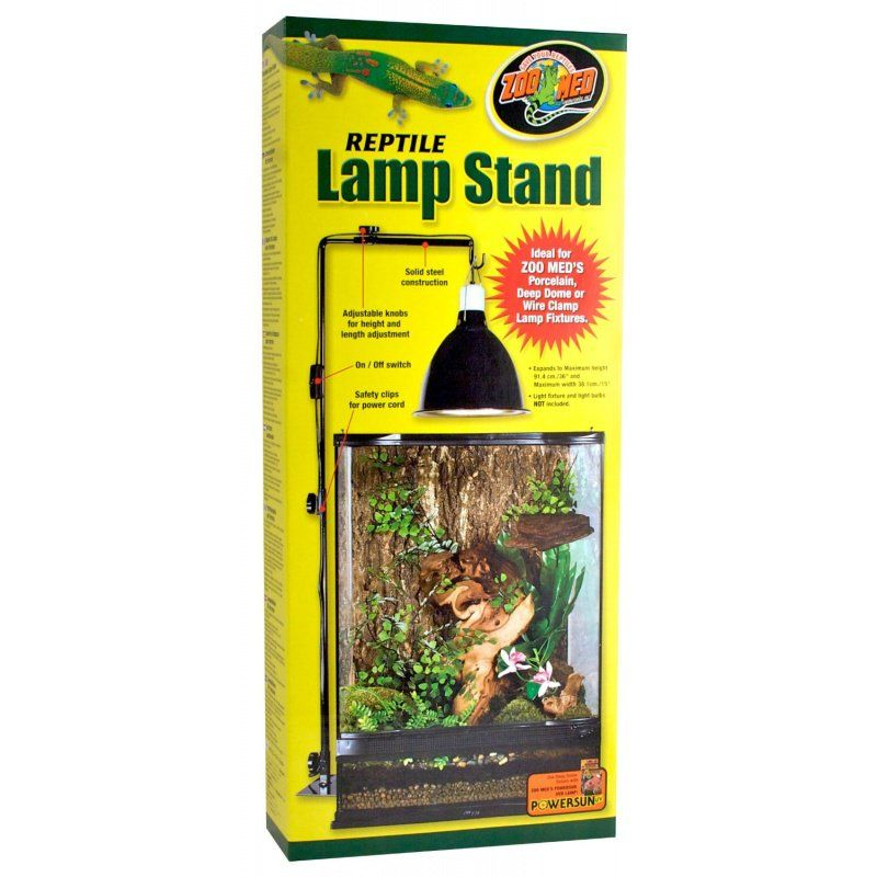 Zoo Med Zoo Med Reptile Lamp Stand Reflectors Amp Domes