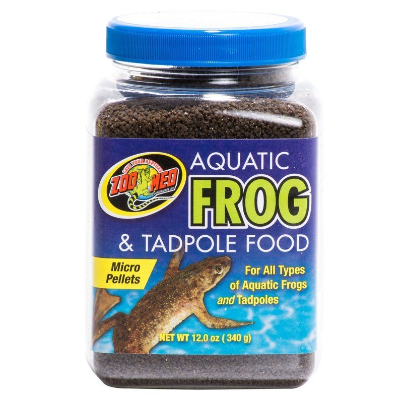 zoo med zoo med aquatic frog amp tadpole food foods dry