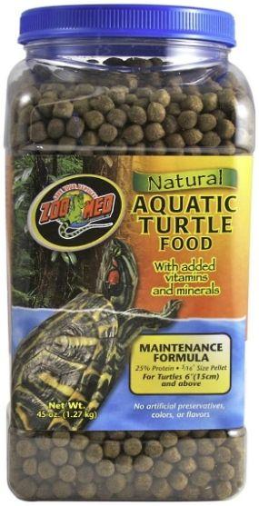 ... Natural Aquatic Turtle Food - Maintenance Formula (Pellets) Foods Dry