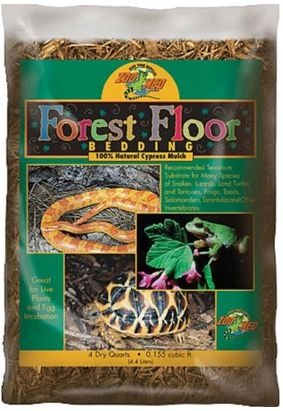 Zoo Med Zoo Med Forrest Floor Bedding All Natural