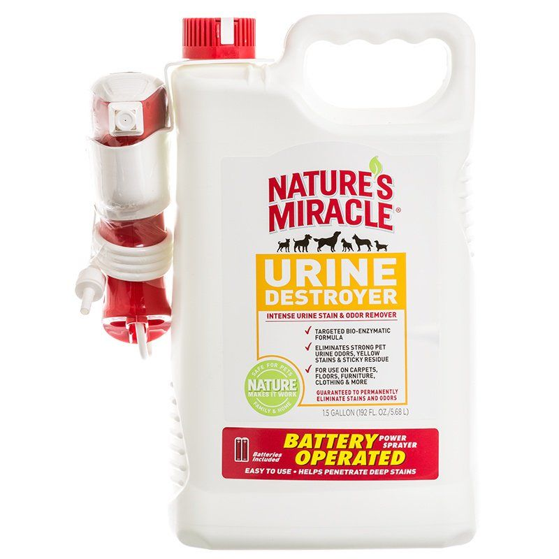 Natures Miracle For Dog Urine