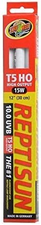 Zoo Med Zoo Med Reptisun T5 Ho 10 0 Uvb Replacement Bulb